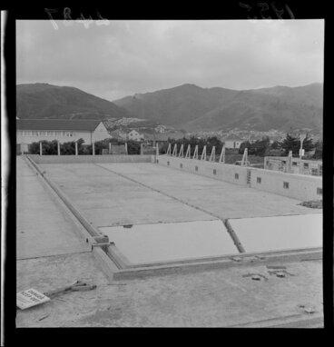 Image: Olympic Swimming Pool at Naenae
