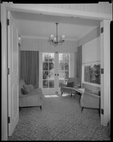Image: Sunroom, Tait house