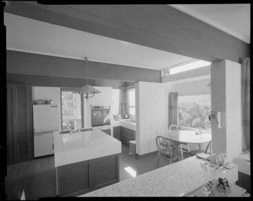 Image: Kitchen interior, Todd house