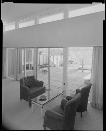 Image: Hall area of the Day house