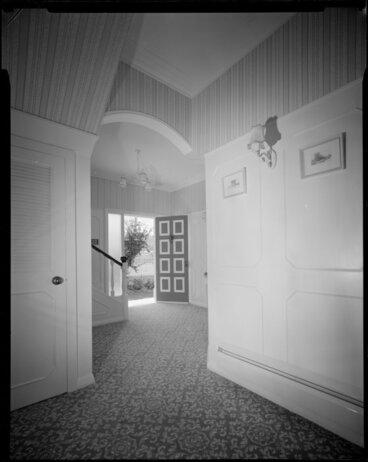 Image: Hallway, Tait house