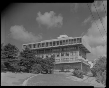 Image: Meteorological Office, Wellington