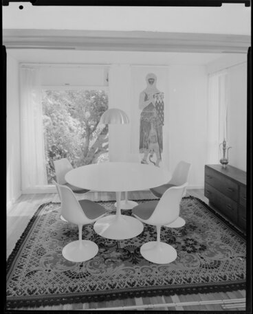 Image: House interior, dining room
