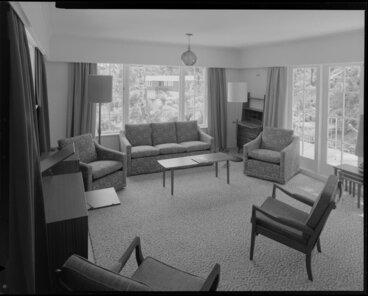 Image: Chatsworth house interior, living room