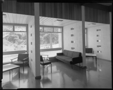 Image: Gallery space, Weir House, Victoria University of Wellington
