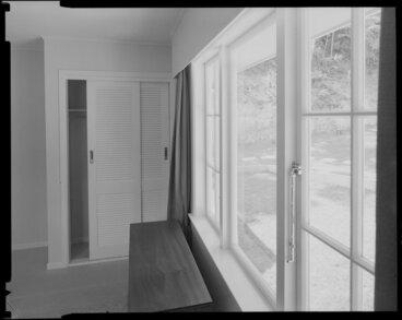 Image: House interior, bedroon window