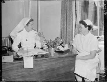 Image: Recruiting new nurses