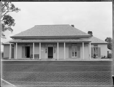 Image: Treaty House, Waitangi