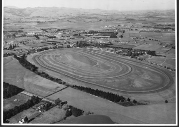 Image: Riccarton Racecourse, Christchurch