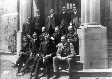 Image: McGill Physics Building, Montreal 1906