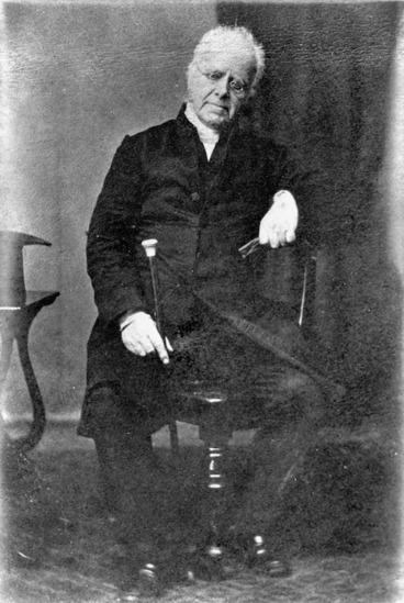 Image: Reverend Henry Williams