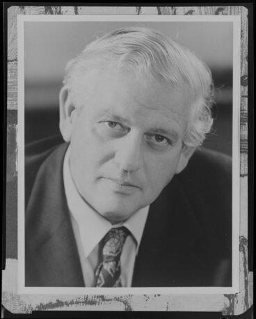 Image: Portrait of Norman Kirk