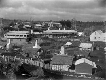 Image: Parihaka Pa