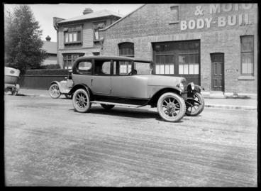 Image: Fiat - Motor Cars