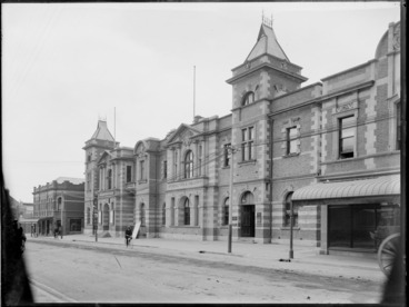 Image: His Majesty's theatre, Agriculture and Industry building, Christchurch