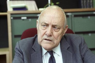 Image: Portrait of Sir Robert Muldoon