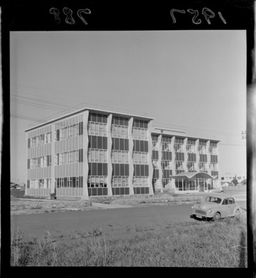 Image: Lever Brothers building, Petone