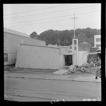 Image: Exterior of Chinese Church, Adelaide Road, Newtown, Wellington