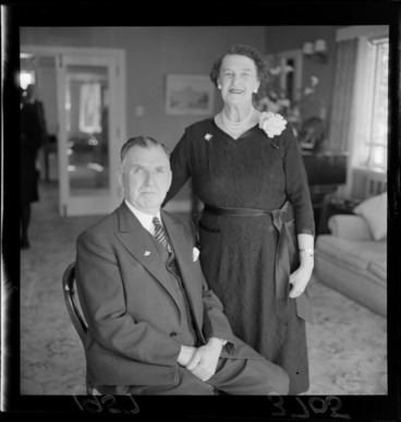 Image: Sir Sidney and Lady Holland