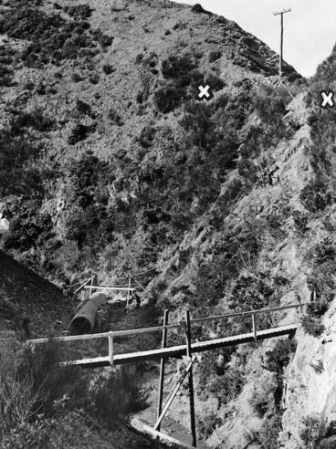 Image: Ngauranga Gorge in Wellington