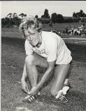 Image: Charlene Rendina, current Australian women's champion for the 400 and 800 metres 1973 [picture].