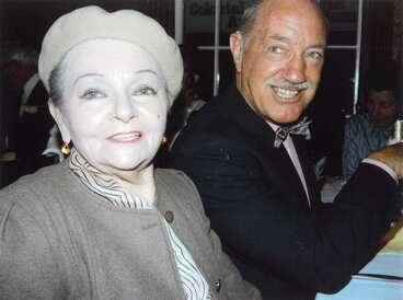 Image: Freda Stark and Harold Robinson