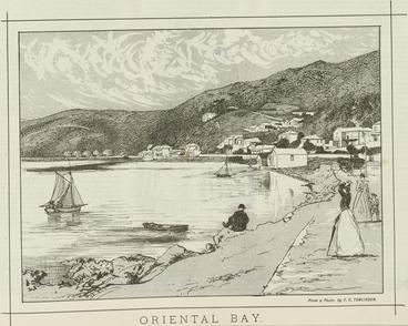 Image: Oriental Bay.