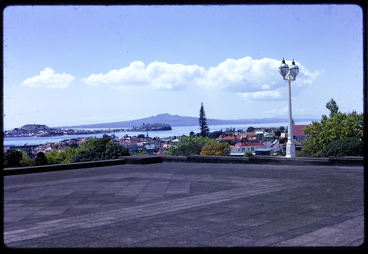 Image: View from Auckland Museum