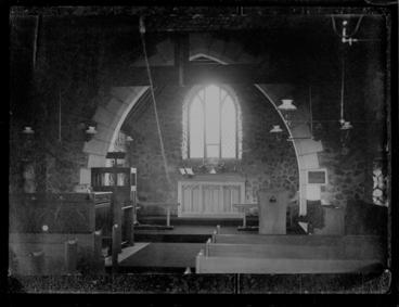 Image: All Saints Church, Waiau