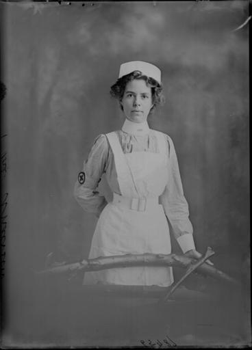 Image: Nurse Anderson 1911