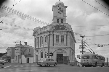 Image: Ponsonby Post Office, 1964