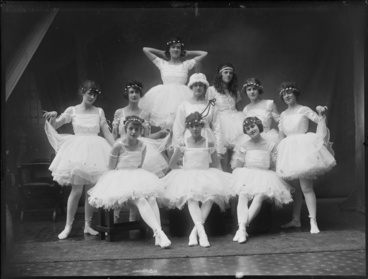 Image: Ballet group