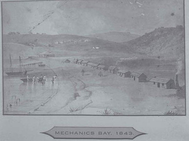 Image: Mechanics Bay, 1843