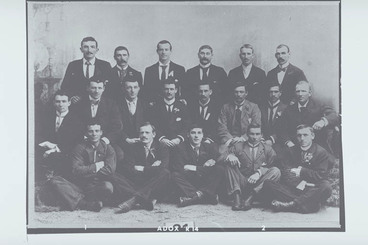Image: Auckland Rugby Union Representative Team 1900