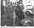 Image: Celebrating VE Day, Lambton Quay, Wellington, 8 May 1945