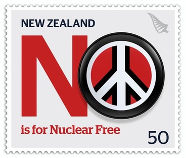 Image: Nuclear-free stamp
