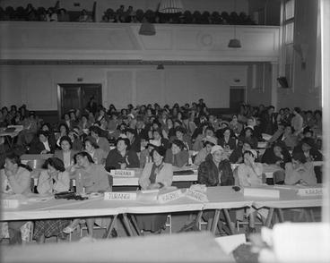 Image: Maori Women's Welfare League, 1953