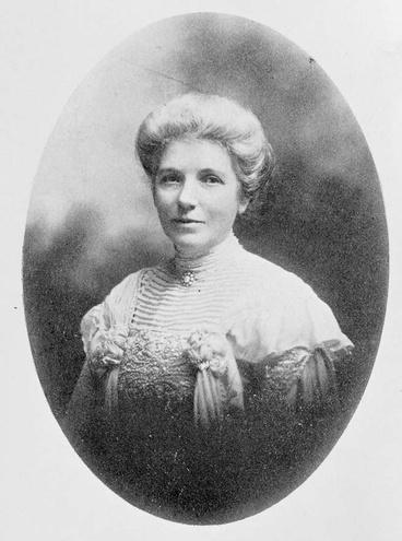 Image: Kate Sheppard, suffragist leader