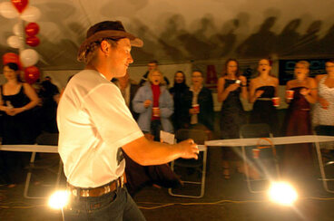 Image: Rural dances: Middlemarch ball, 2005