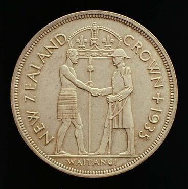 Image: Treaty of Waitangi