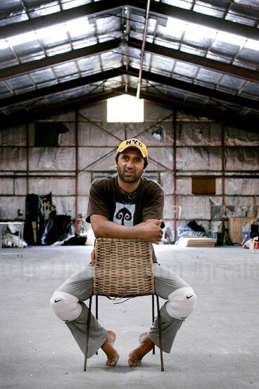 Image: Cliff Curtis, 2006
