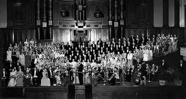 Image: Dunedin Choral Society: 1947