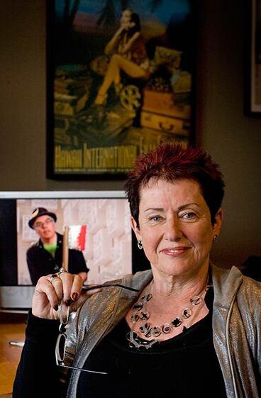 Image: Shirley Horrocks, 2007