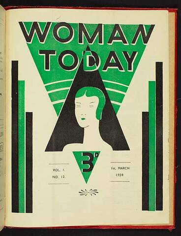 Image: Woman To-day