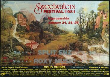 Image: Sweetwaters festival, Ngāruawāhia