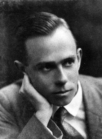 Image: Frank Sargeson, 1927