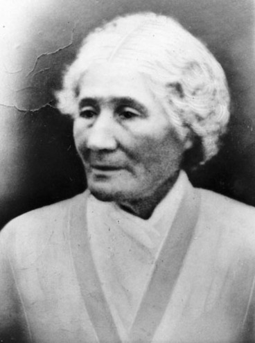 Image: Tini Kerei Taiaroa, who spent much of her long life caring for her children, grandchildren and extended family