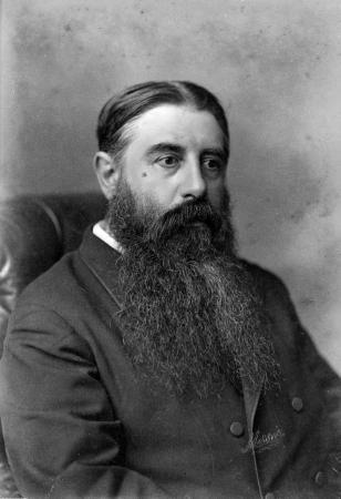 Image: Julius Vogel, 1870s