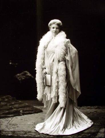 Image: Kate Sheppard, about 1905