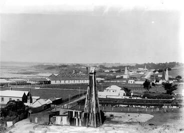 Image: Moturoa oilfield
